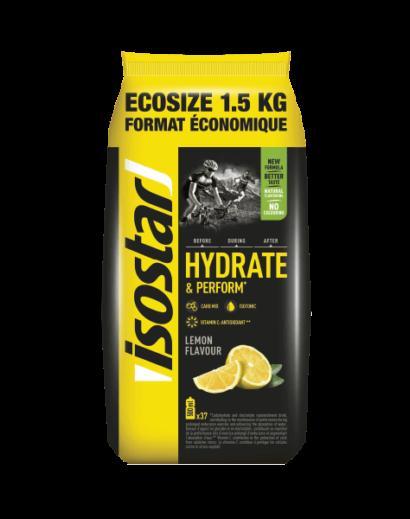 Hydrate & Perform Ecosize Lemon milteliai