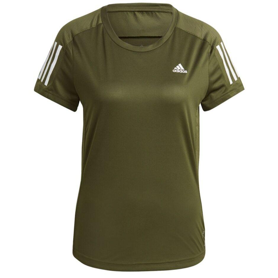 Bėgimo marškinėliai Adidas Own The Run Tee