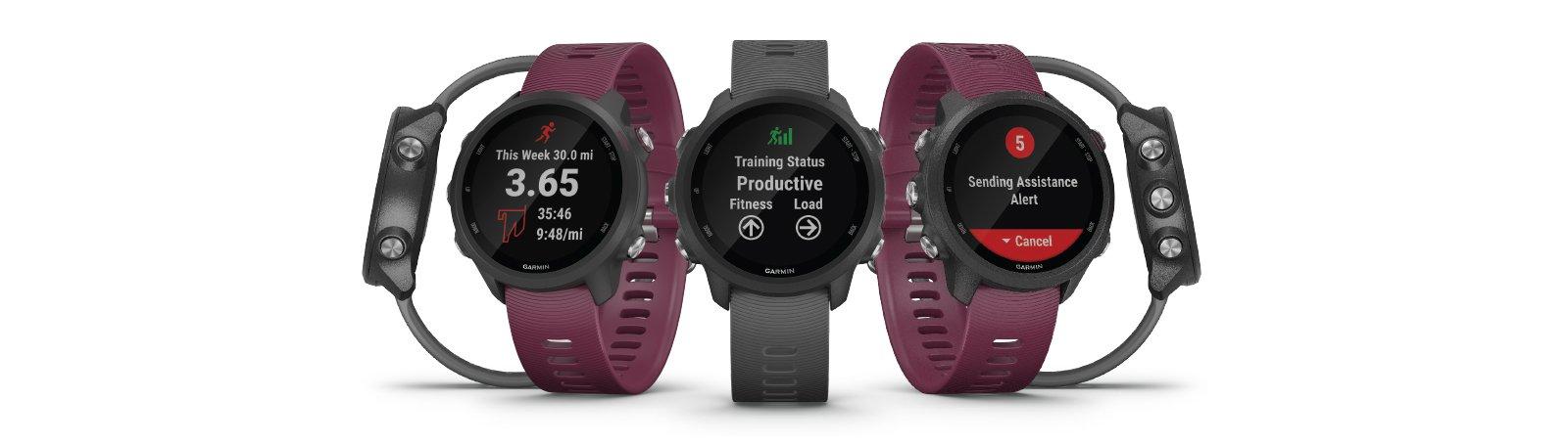 Bėgimo laikrodis Garmin Forerunner 245