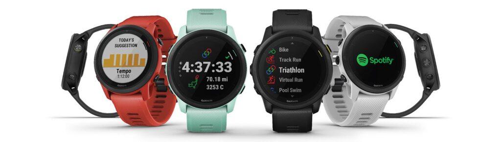 Bėgimo laikrodis Garmin Forerunner 745 1