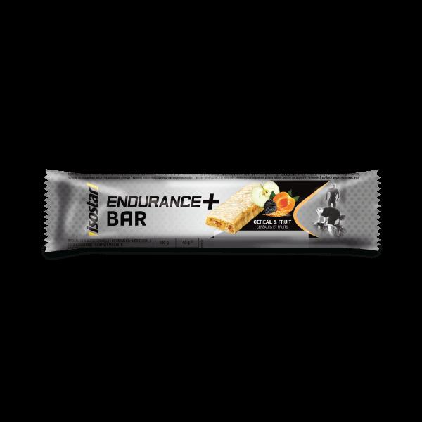 Batonėlis Endurance+ Cereal Fruit 40g