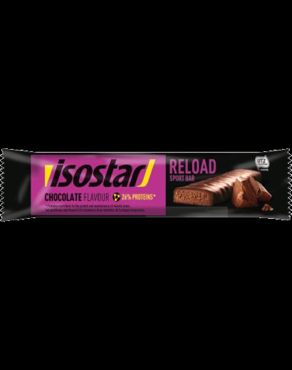 Batonėlis Reload After Sport Chocolate 40g
