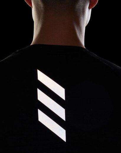 Bėgimo marškinėliai Adidas Runner Long Sleeve Tee
